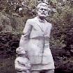 Statuie Ion Creanga